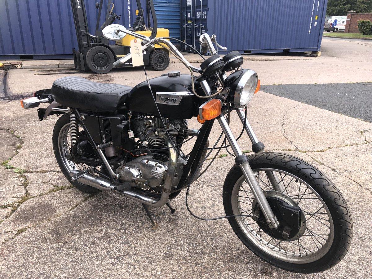 1971 Triumph TR6 650 cc Tiger SOLD (picture 2 of 6)
