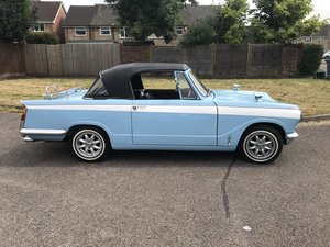 1966 Triumph Vitesse Convertible For Sale