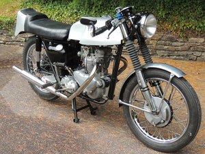 1956 Triumph T100 Cafe Racer