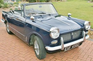 1966 Triumph Herald Convertible For Sale