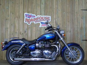 2008 Triumph Bonneville America Only 7900 Miles UK Delivery For Sale