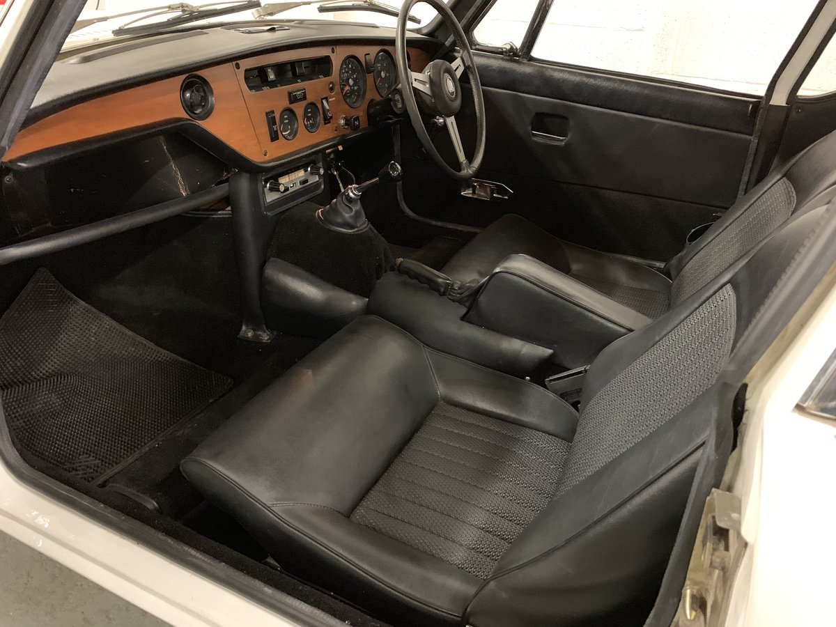 1971 1 Family Owned Triumph GT6 MK3 Low Miles SOLD (picture 5 of 6)