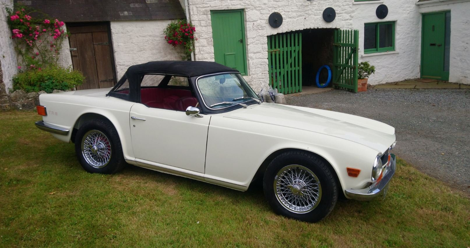 1970 TR6 CP Overdrive For Sale (picture 4 of 6)