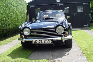 1968 Triumph TR5 PI For Sale