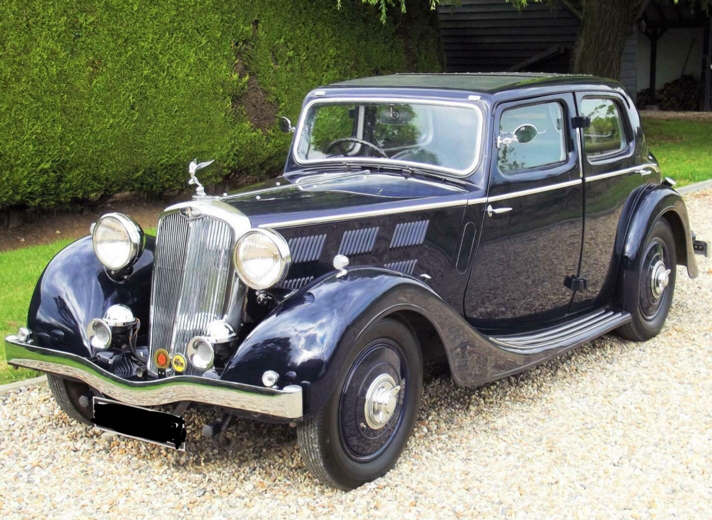 1937 Triumph 14/60 Vitesse. NOW SOLD.ALL CLASSICS Wanted (picture 1 of 6)
