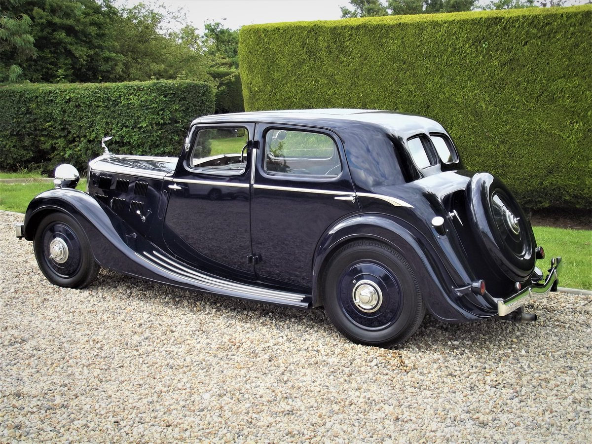 1937 Triumph 14/60 Vitesse. NOW SOLD.ALL CLASSICS Wanted (picture 2 of 6)