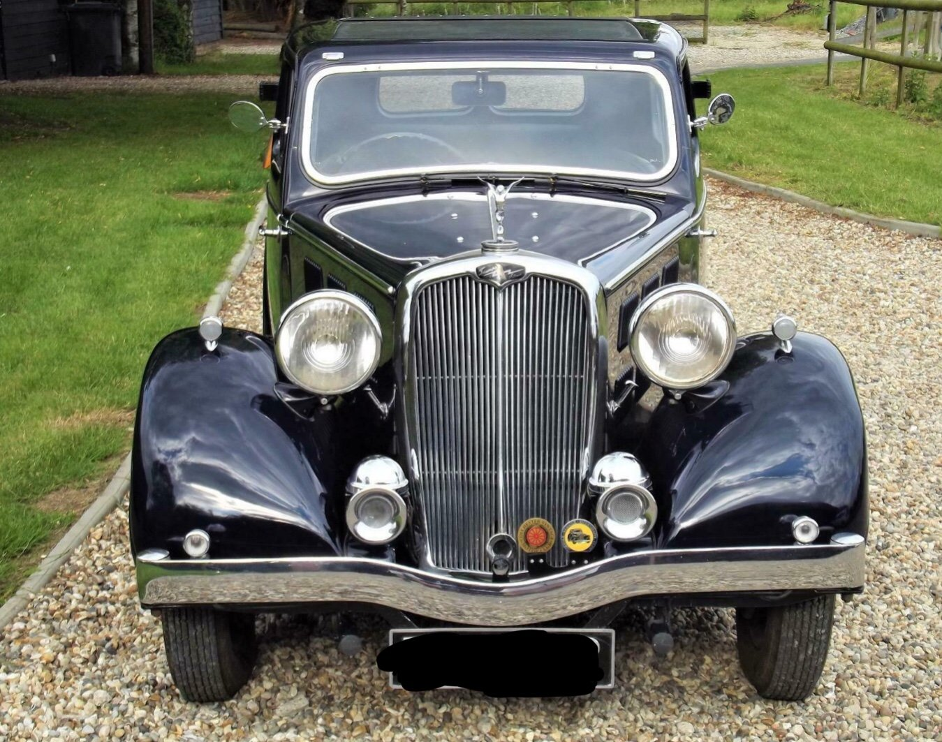 1937 Triumph 14/60 Vitesse. NOW SOLD.ALL CLASSICS Wanted (picture 5 of 6)