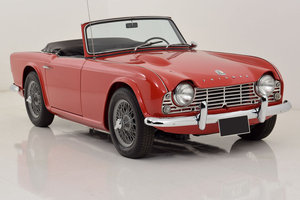 1961 Triumph TR4 For Sale by Auction