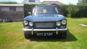 1966 Vitesse Mk1 2.0 Overdrive NOW SOLD. SOLD