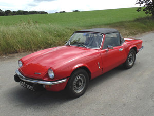 Picture of 1972 Triumph Spitfire MkIV SOLD