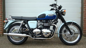 Picture of Triumph BONNEVILLE T100 SIXTY 1960 2010-10 **LOW MILES** SOLD