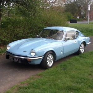 1971 Triumph GT6 Body off Restoration For Sale