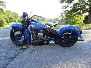 1979 Harley Davidson 1947ul Restored Flathead  For Sale