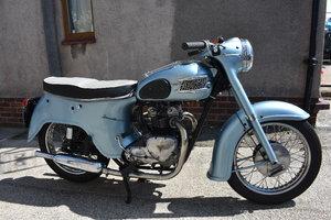 Lot 111 - A 1960 Triumph T21 - 10/08/2019 SOLD by Auction