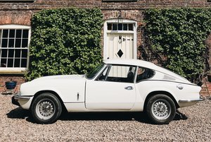 1973 Triumph GT6 MK3 - white For Sale
