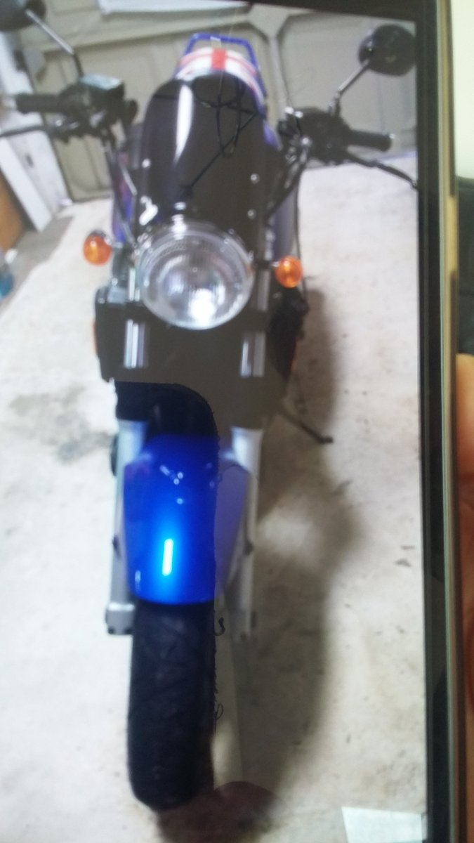 1993 Triumph trident 900 For Sale (picture 3 of 3)