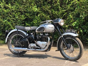 All Original Triumph Tiger 100 1949 500cc For Sale