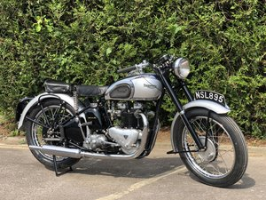1946 Triumph Tiger 100 500cc Restored !! For Sale