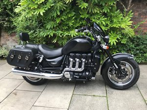 Picture of 2016 Triumph Rocket 111 Roadster, With Extras, Immaculate SOLD