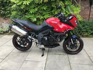 2013 Triumph Tiger 1050 Sport, Only 5800m, FSH, Immaculate  SOLD