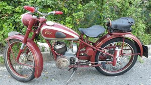 1952 Triumph TWN 123cc Extremely Rare  For Sale