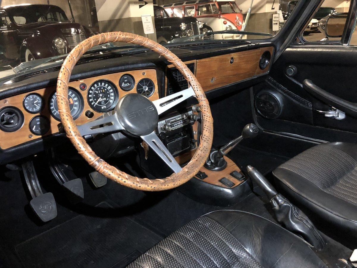 1971 Triumph Stag Mk1 For Sale (picture 3 of 6)