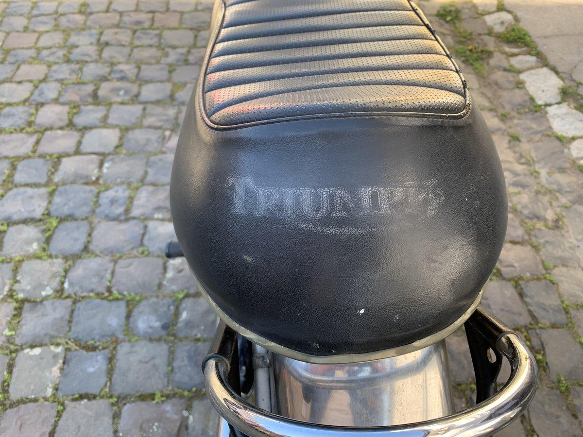 1970 Triumph Bonneville T120R For Sale (picture 4 of 6)