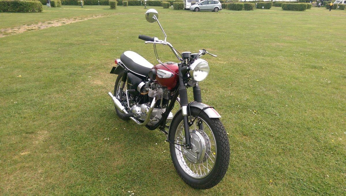 1968 Triumph bonneville 650cc t120r us spec For Sale (picture 2 of 6)