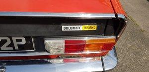 1976 Triumph Dolomite 1850hl