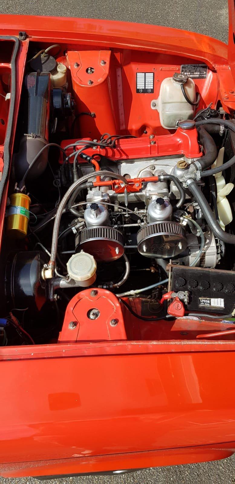 1976 Triumph Dolomite 1850hl For Sale (picture 3 of 6)