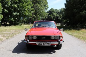 1974 Triumph Stag - original rebuilt engine For Sale