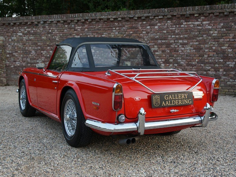 1968 Triumph TR5 TR250 IRS Overdrive For Sale (picture 2 of 4)