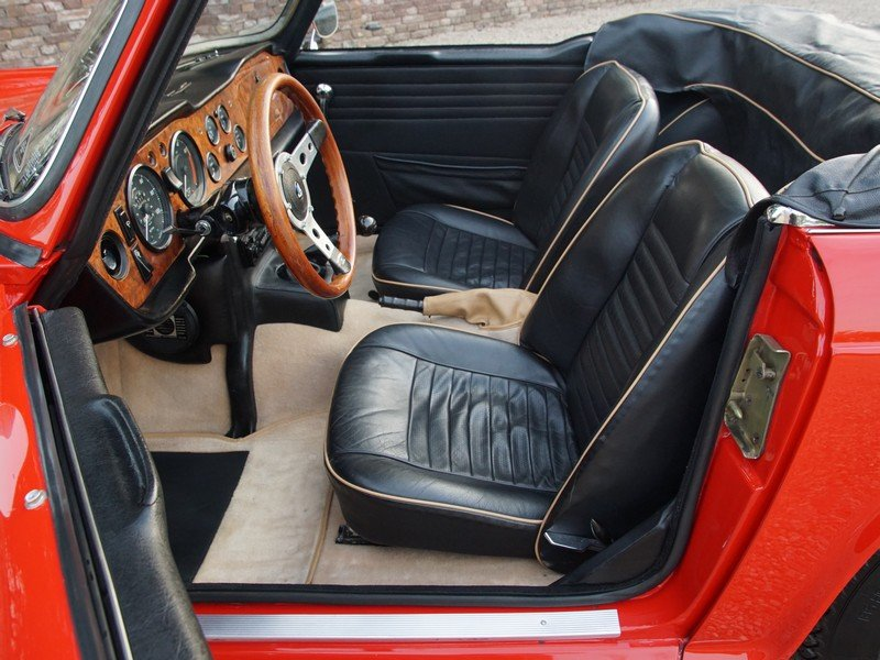 1968 Triumph TR5 TR250 IRS Overdrive For Sale (picture 3 of 4)