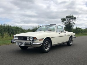 Picture of 1978 Triumph Stag MK II 3.0 V8 Automatic SOLD