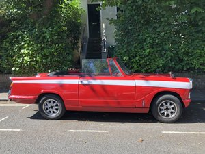 Triumph Herald Saloon Lovely  For Sale