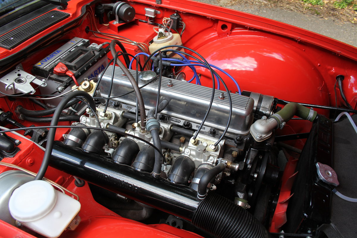 1974 Triumph TR6 PI - UK car, Overdrive, Engine rebuild For Sale (picture 15 of 19)