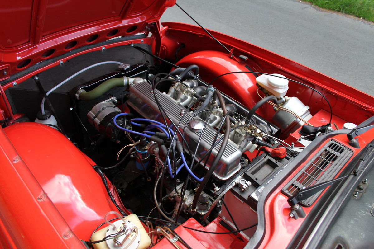 1974 Triumph TR6 PI - UK car, Overdrive, Engine rebuild For Sale (picture 16 of 19)