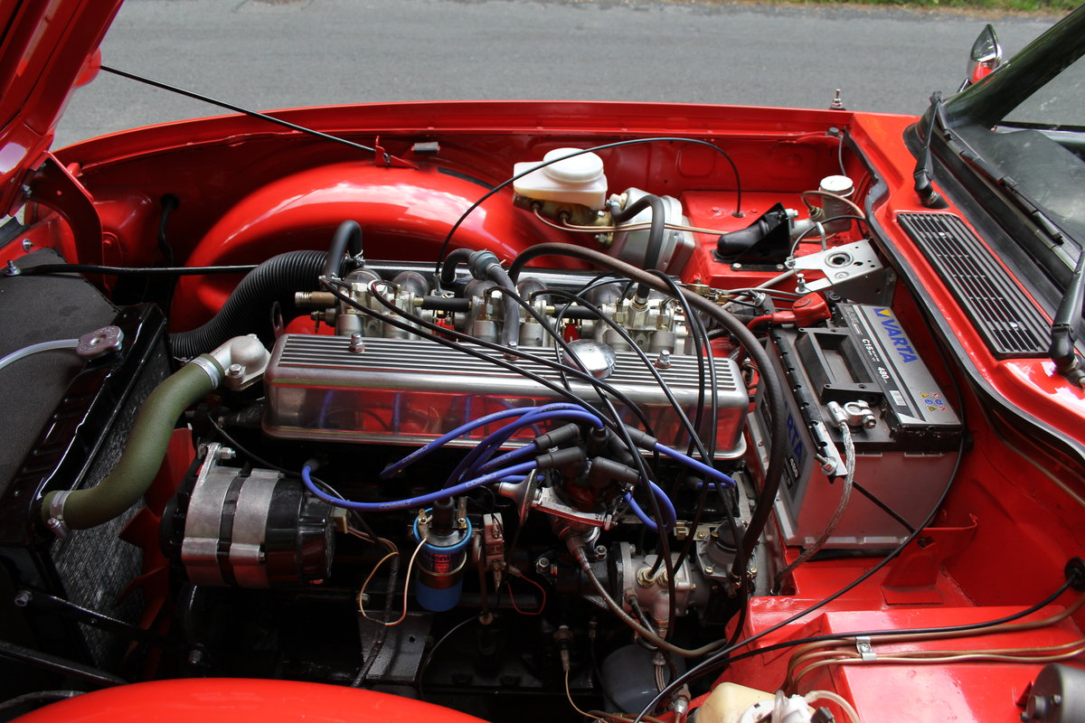 1974 Triumph TR6 PI - UK car, Overdrive, Engine rebuild For Sale (picture 17 of 19)