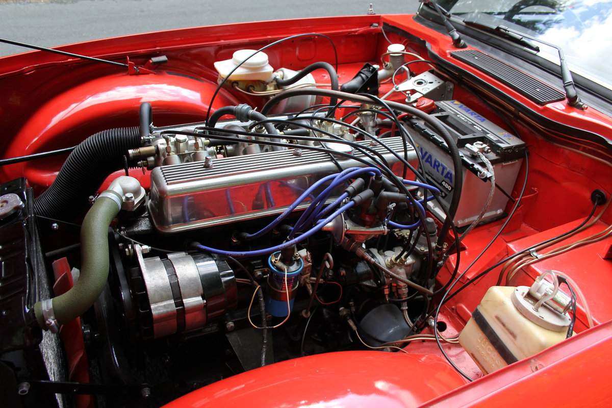 1974 Triumph TR6 PI - UK car, Overdrive, Engine rebuild For Sale (picture 18 of 19)