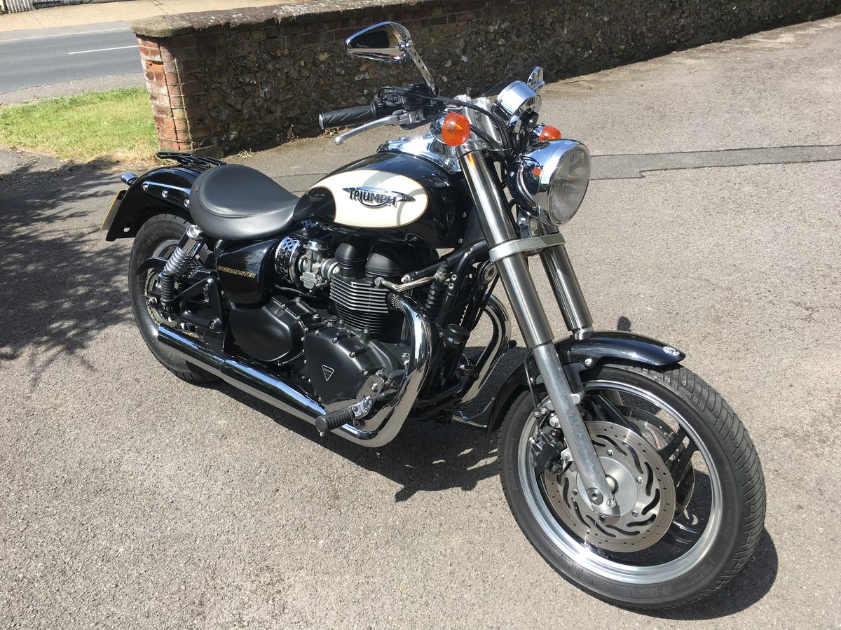 2009(09) Triumph Speedmaster 865 For Sale | Car And Classic