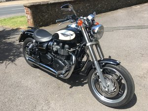 2009(09) Triumph Speedmaster 865 For Sale