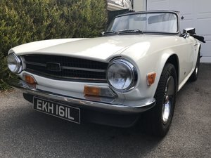 1972 Extremely Good Condition TR6, Priced To Sell! For Sale