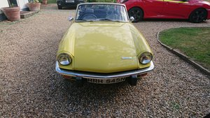 Triumph Spitfire Mk4 - North Hampshire For Sale