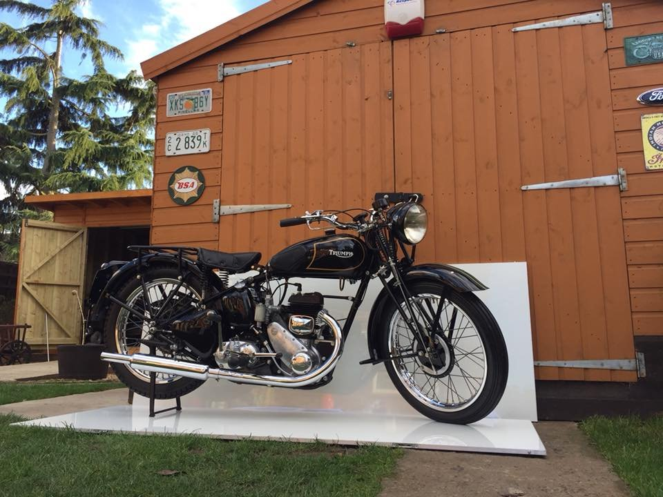 1939 Triumph 3s pre war classic Museum quality  For Sale (picture 1 of 6)