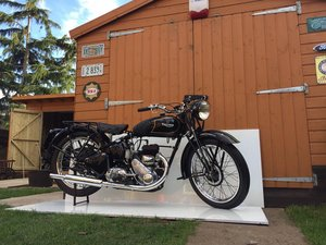 1939 Triumph 3s pre war classic Museum quality  For Sale