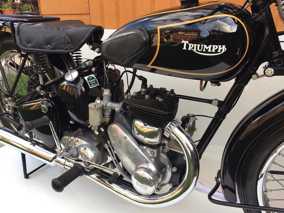 1939 Triumph 3s pre war classic Museum quality  For Sale (picture 3 of 6)