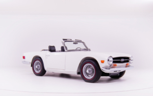1968 TRIUMPH TR6, the second oldest known surviving example For Sale