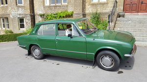 1980 Green Dolomite 1300  Full MOT