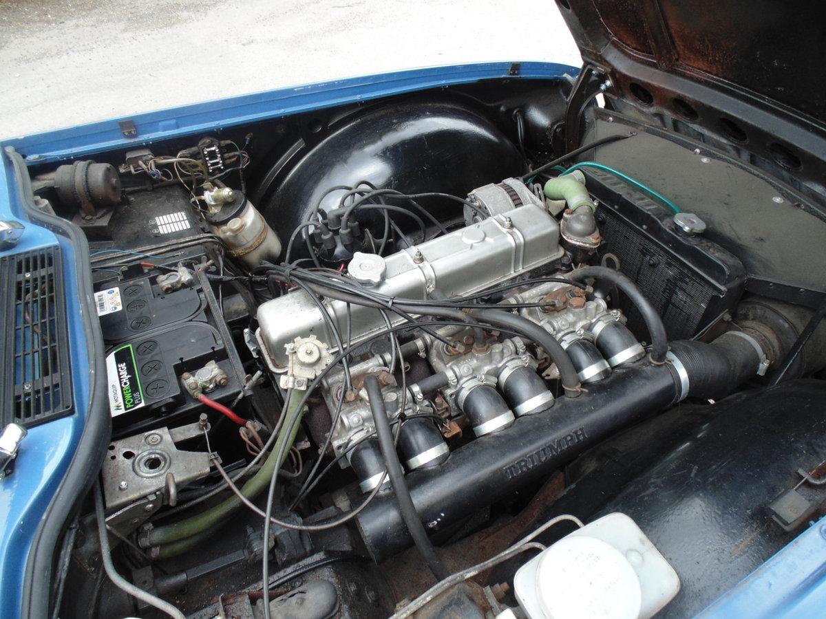 1975 Triumph TR6 For Sale (picture 6 of 6)
