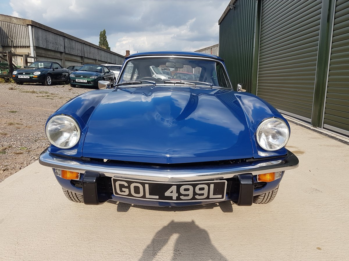 1972 Triumph GT6 MKIII - Beautifully Restored / Low mileage SOLD (picture 5 of 6)
